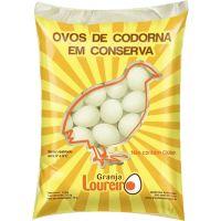 Ovo de Codorna em Conserva Loureiro Granja Bag 1kg - Cod. 7898994092452C10