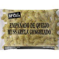 Palito de Mussarela Congeladas Breaded McCain Pacote 1,81kg | Caixa com 4 Unidades - Cod. 7271410951555C4