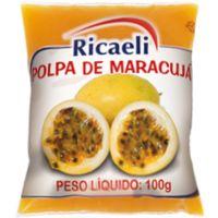 Polpa de Maracujá Ricaeli 100g - Cod. 7897387101221C10