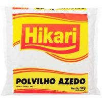 Polvilho Azedo Hikari 500g | Caixa com 12 Unidades - Cod. 7891965120543C12