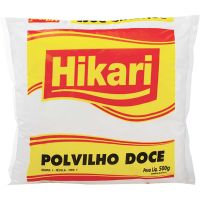 Polvilho Doce Hikari 500g | Caixa com 12 Unidades - Cod. 7891965120567C12