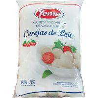 Queijo Mussarela Cerejas de leite Yema 330g - Cod. 698887