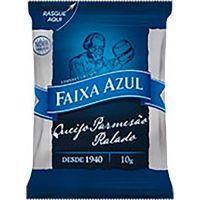 Queijo Ralado Parmesão Faixa Azul Sachê 10g - Cod. 7891999961105