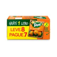 Refresco Tang Laranja Pack Promocional 25 g | Caixa com 8 unidades - Cod. 7622210595089C8