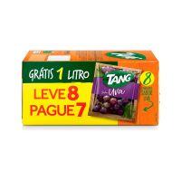 Refresco Tang Uva Pack Promocional 25 g | Caixa com 8 unidades - Cod. 7622210595140C8