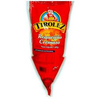 Requeijão Cremoso Tirolez Bisnaga 1,8kg | Caixa com 8 Unidades - Cod. 7896030518461C8