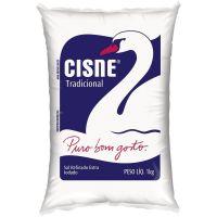 Sal Refinado Cisne 1kg - Cod. 7896035210001