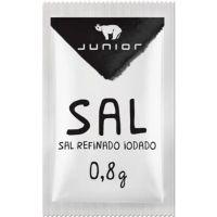 Sal Refinado Junior 0,8g | Com 2500 Unidades - Cod. 7896102809045