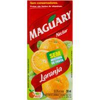 Suco Pronto sabor Laranja Maguary Treta Pack 200ml - Cod. 27896000584148