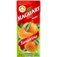 Suco Pronto sabor Tangerina Maguary Treta Pack 200ml - Cod. 27896000584186