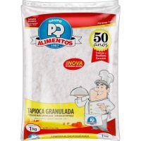 Tapioca Granulada PQ Alimentos 1kg - Cod. 7896635503336