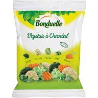 Vegetais à Oriental Congelado Bonduelle 1,02kg | Caixa com 11 Unidades - Cod. 3083681045031C11