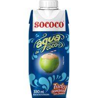 Água de Coco Sococo 330ml - Cod. 7896004401744