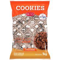 Cookies Chocolate Rich's 1kg - Cod. 7898610600467