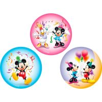 Disco Decorativo Mickey e Amigos Rich's 12 Unidades - Cod. 7898904718878