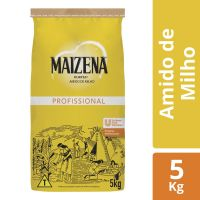 Amido de Milho Maizena 5 kg - Cod. 7894000095738