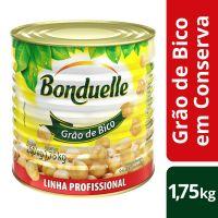 Bonduelle Grão de Bico Profissional 1,75kg - Cod. 3083681039290