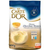 Mousse de Chocolate Branco Carte D'or 1kg - Cod. 7891150009929