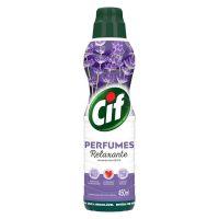 Limpa Pisos Cif Perfumes Relaxante 450mL - Cod. 7891150071520C3