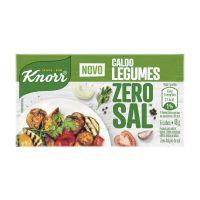 Caldo Knorr Legumes Zero Sal 48g - Cod. 7891150072848C10