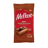 Gotas de Chocolate Harald Melken ao Leite 2,1kg - Cod. 7897077835610