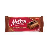 Cobertura de Chocolate em Barra Harald Melken ao Leite 500g - Cod. 7897077808249