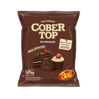 Cobertura de Chocolate em Pedaços Bel Cobertop Meio Amargo 1,01kg - Cod. 7896066766867