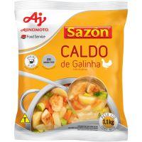 Caldo Sazon Galinha 1,1Kg Rende 55L - Cod. 7891132005833