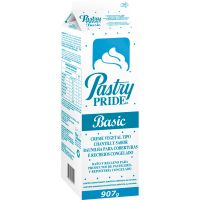Chantilly Pastry Pride Basic 907g - Cod. 7898610601501