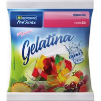 Gelatina Nutrimental Abacaxi 500g - Cod. 7891331012335