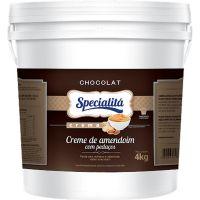 Pasta para Recheio Specialitá Chocolat Creme de Amendoim 4Kg - Cod. 7896411823535