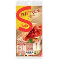 Pepperoni Sadia Congelado e Fatiado 1Kg - Cod. 7893000522213