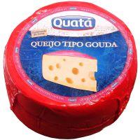 Queijo Tipo Gouda Quatá 3Kg - Cod. 7896183203092