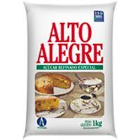 Açúcar Refinado Alto Alegre 1Kg - Cod. 7896508200034