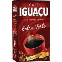 Café Iguaçu Extra Forte Vácuo 500g - Cod. 7896019207140