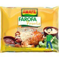 Farofa Amafil Tradicional 500g - Cod. 7896035911144