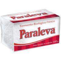 Fermento Paraleva Biológico Fresco 500g - Cod. 7840137000015