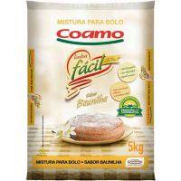 Mistura para Bolo Coamo Baunilha 5Kg - Cod. 7896279602150
