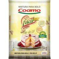 Mistura para Bolo Coamo Pão de Ló 5Kg - Cod. 7896279602167