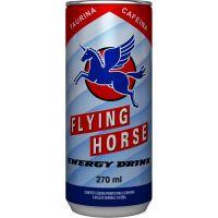 Energético Flying Horse 270ml | Fardo com 6 Unidades - Cod. 7898132841225C6