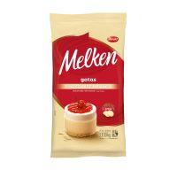 Gotas de Chocolate Harald Melken Branco 2,1kg - Cod. 7897077835580