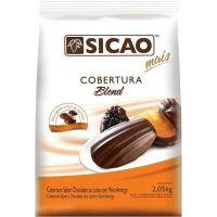 Gotas de Chocolate Sicao Fracionada Blend 2,05kg - Cod. 20842060642