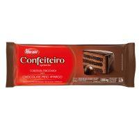 Cobertura de Chocolate em Barra Harald Confeiteiro Fracionada Meio Amargo 2,1kg - Cod. 7897077834316