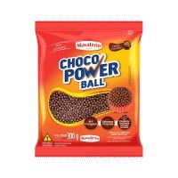 Confeito de Chocolate Choco Power Ball Micro ao Leite 300g - Cod. 7896072641721