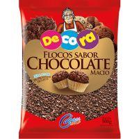 Chocolate em Flocos Cacau Foods Macio 500g - Cod. 7896497202385