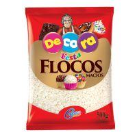Chocolate em Flocos Cacau Foods Macio Branco 500g - Cod. 7896497203696