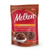 Chocolate Granulado Harald Melken ao Leite 400g - Cod. 7897077835498
