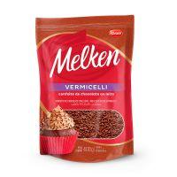 Confeito de Chocolate Harald Melken Vermicelli ao Leite 400g - Cod. 7897077835436