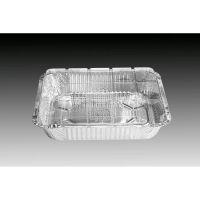 Forma de Alumínio Wyda com Tampa 1,15L | Caixa com 50 Unidades | Ref: D5 - Cod. 7898930673301C50