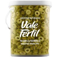 Azeitona Verde Vale Fértil Fatiada 1,8kg - Cod. 7896272003046